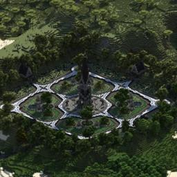 thehub-mc Survival Spawn [Commission] Minecraft Project