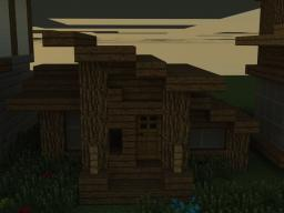 Fishing Home | Small project | Medieval Build 5
