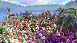 Under da Sea - SG/HG Map Minecraft