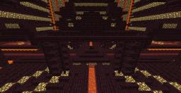 Fire Hub (Prison Or Multiverse) Minecraft Map & Project