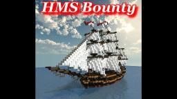 HMS Bounty Minecraft