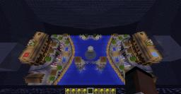 Working Lucky Block CTF map Minecraft