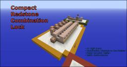 Compact Combination Lock (14w20b) Minecraft Map & Project