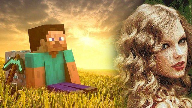 Minecraft A Minecraft Parody Of Taylor Swift S 22