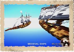 ----x-----Medieval Ships----x---- Minecraft