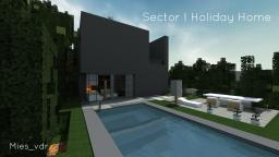 Sector I Holiday Home [WoK] Minecraft Map & Project