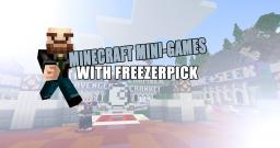 Minecraft Mini-Games with Freezerpick Minecraft Blog Post