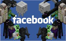 Mob Facebook Pages ft. The End... For now? Minecraft Blog Post