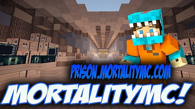 MortalityMC Minecraft OP Prison Minecraft Server