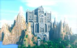 Amôn Ithil temple of the moon Minecraft Project