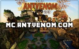 The AntVenom Network Minecraft