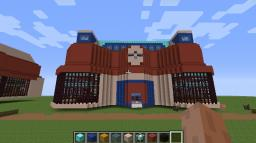 Pokemon Center Kalos Minecraft Map & Project