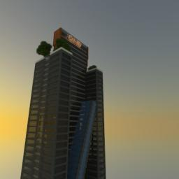 QND Headquarters | GBC | Minecraft Project