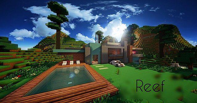 Reef  Modern Home