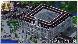 BdH Timeline RP-Map | Remény Inn | DOWNLOAD Minecraft