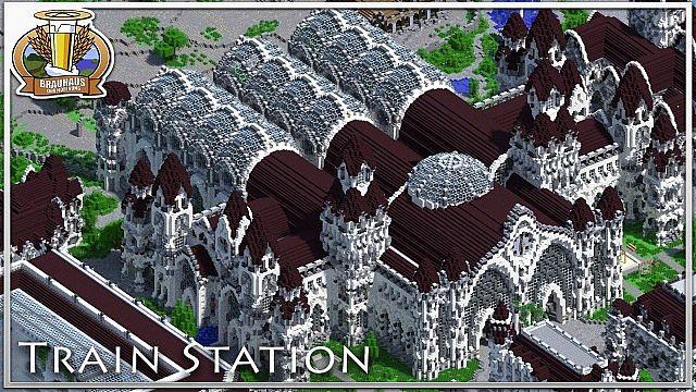 Der Bahnhof von Remeny