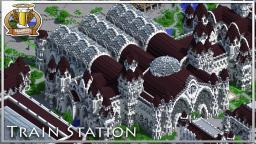 BdH Timeline RP-Map | Train Station | DOWNLOAD Minecraft