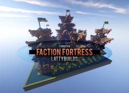 [Medieval] Faction Fortress [Commission] Minecraft