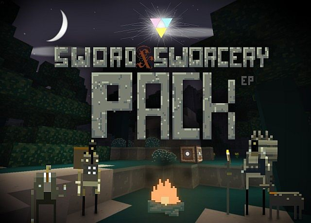 swordandsworcerypack [1.9.4/1.8.9] [16x] Sword & Sworcery Texture Pack Download