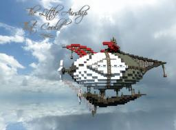 The Little Airship That Could - Ninaman - SKYCITY Preview! - [DOWNLOAD] Minecraft Map & Project