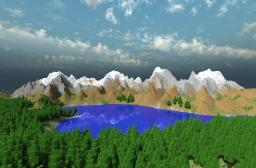 The Land of Tridinius Minecraft Map & Project