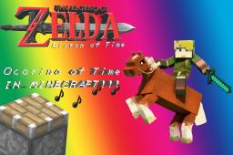 Legend of Zelda: Piston of Time Modded Adventure Map Minecraft Map & Project