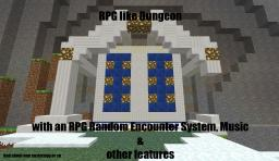 Minecraft - RPG like Dungeon with Music & other features (14w20b) Minecraft Map & Project