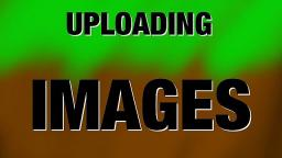 How to upload images Minecraft Blog Post