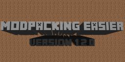 Modpacking Easier BETA Minecraft Mod