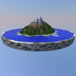 PC/360/One - Download - Custom Terrain - Volcanic Pines Minecraft Map & Project
