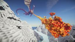 Torrif – Red & Blue Dragon Map Minecraft