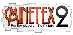 MineTex || Resource pack for the Mineplex server ||
