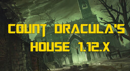 Count Dracula's House 1.12.X Minecraft Map & Project