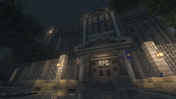 Raccoon City - (Resident Evil 2 e 3 Remake) Map Minecraft Minecraft Map & Project