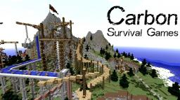 Carbon - Survival Games Minecraft Map & Project