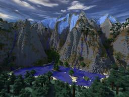 Shuksan | Cascades and Canyons Minecraft Map & Project