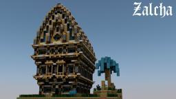 Plotbuild: Zalcha Minecraft Map & Project
