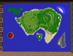 My map that I made with World Painter. Minecraft Project