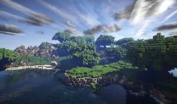 [Custom Map]The Island v1.1 Minecraft Project