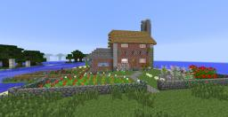 Quiet cottage Minecraft Map & Project