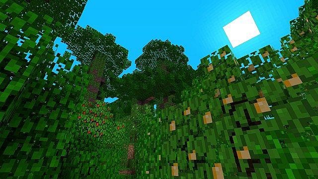 In the Small Jungle
