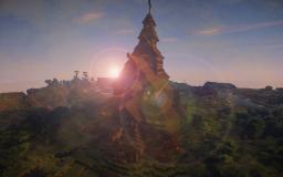 Norse Church / Secret Labyrinth Minecraft Map & Project