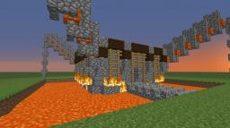 Dyxia - a motlenCore inspired build Minecraft Map & Project