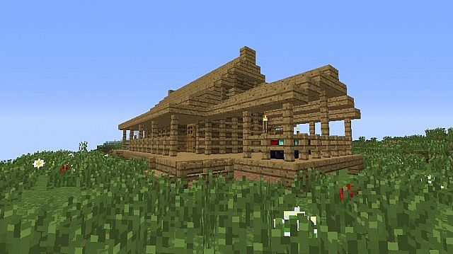 Awesome Survival House 2 Minecraft Project