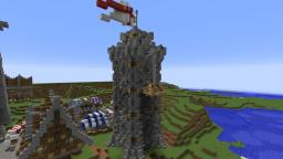 Guard Tower Minecraft Project