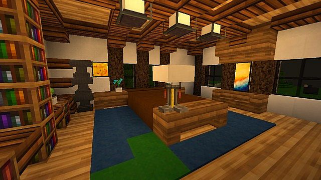 Southern Colonial Style Architecture Minecraft Project
