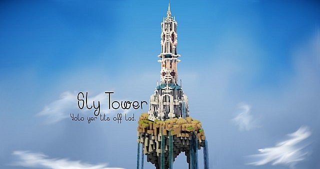 [Map]♦ Sky Tower ♦