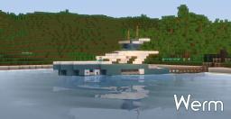 Werm - modern yacht Minecraft Map & Project