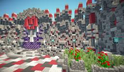 MineVictus Mini-Hub (Commission) Minecraft Map & Project