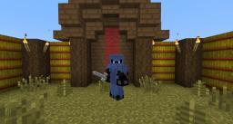 Block Crashers DLC#1 Ninja-Pack! Minecraft Texture Pack